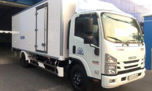 mua xe tải isuzu giá 0 đồng