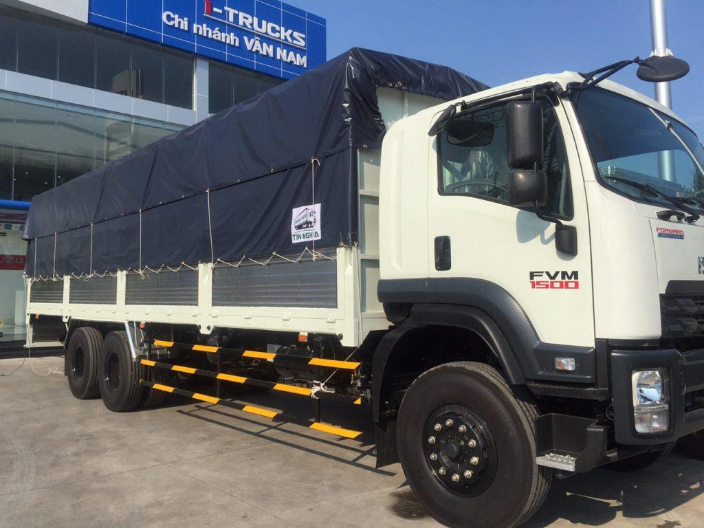 xe tải isuzu 2020
