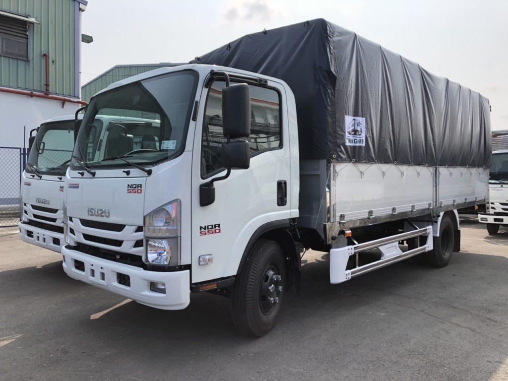 giá xe tải isuzu 9 tấn