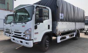 thị trường xe tải - mua xe tải trả góp - xe tải isuzu nhật bản