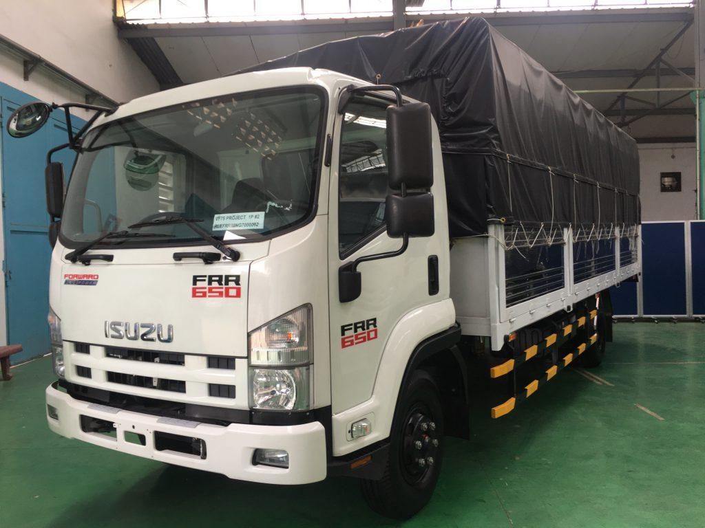 xe tải isuzu 3.5 tấn đời 2020