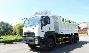 xe tải isuzu nhật bản- thị trường xe tải việt nam