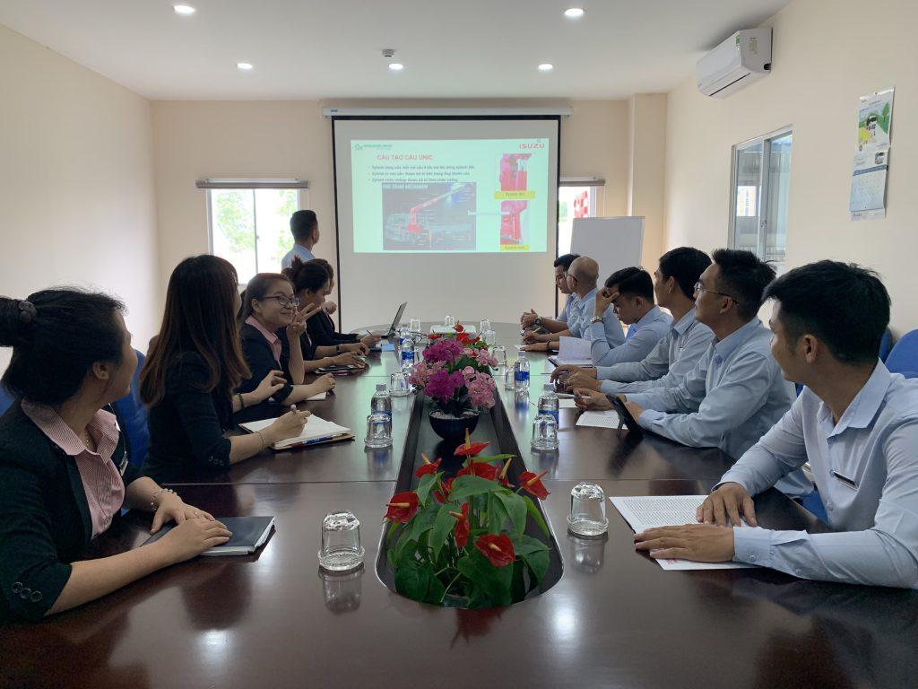 Bán xe tải Isuzu Online | Đại lí Isuzu Vân Nam đón đầu công nghệ