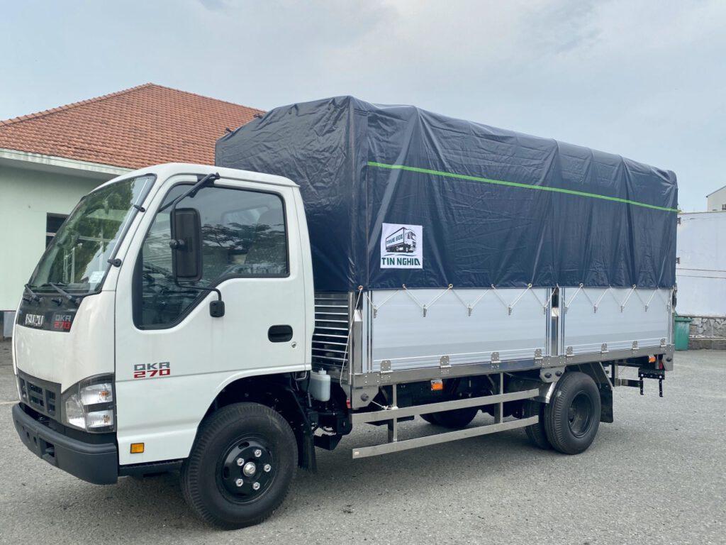 xe tải isuzu tiền giang, xe tải nặng, xe tải nhẹ, xe bồn, xe ép rác